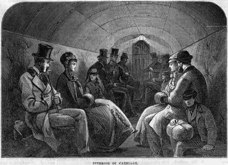 Из истории лондонского метрополитена