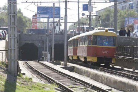 Волгоградский метротрам