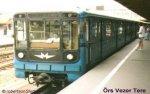 Вагоны 81-717 (714) для Будапештского и Варшавского метро