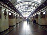 Петербургское метро  - транспорт, как искусство