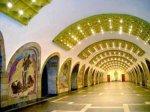Бакинский метрополитен сегодня