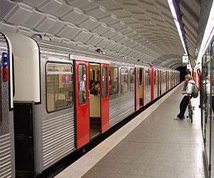 Гамбургский метрополитен