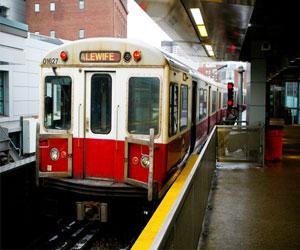 Бостонское метро
