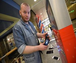 Вскоре в Москве можно будет заряжать гаджеты на каждой станции метро