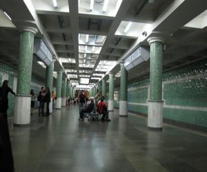 Метрополитен Харькова