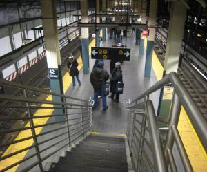 Нью-йоркский метрополитен