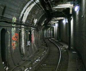 Станции метро в Нью-Йорке