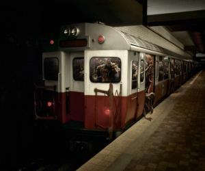 Демоны в метро