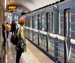Случаи в московском метро