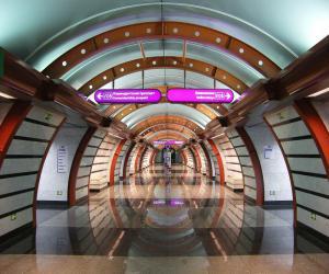 Правила безопасности в метрополитене